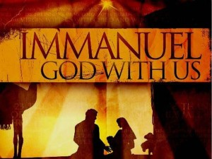 ImmanuelGod With US