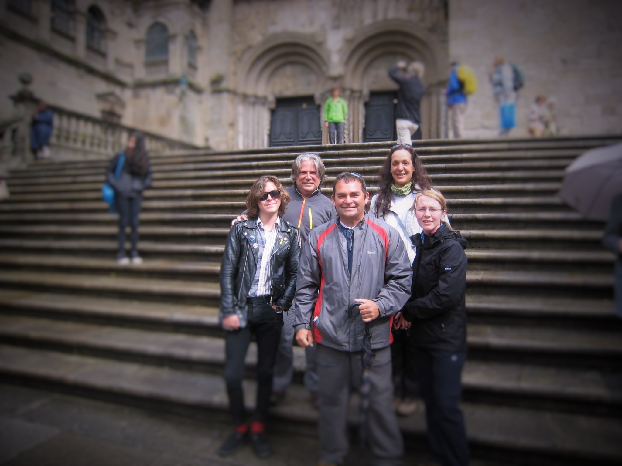 Camino Lessons: The Joy Of Seeing Friends In Santiago!