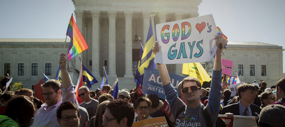 Tennessee Official Seeks Protection From God's Wrath Over Gay Marriage Legalization