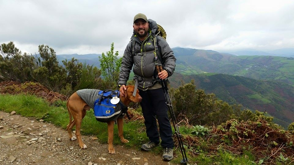 Episode 025: Camino Tales with Rob Del Bosque