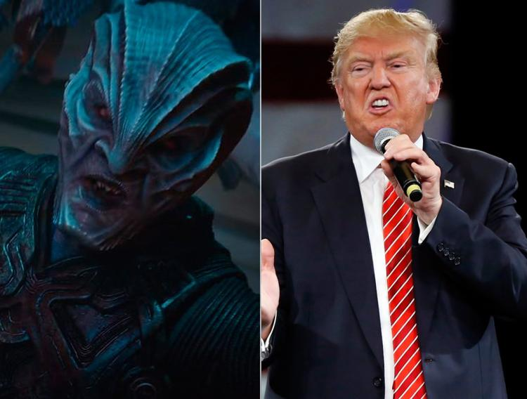 Episode 023: Star Trek vs. Donald Trump with Martin Daniel
