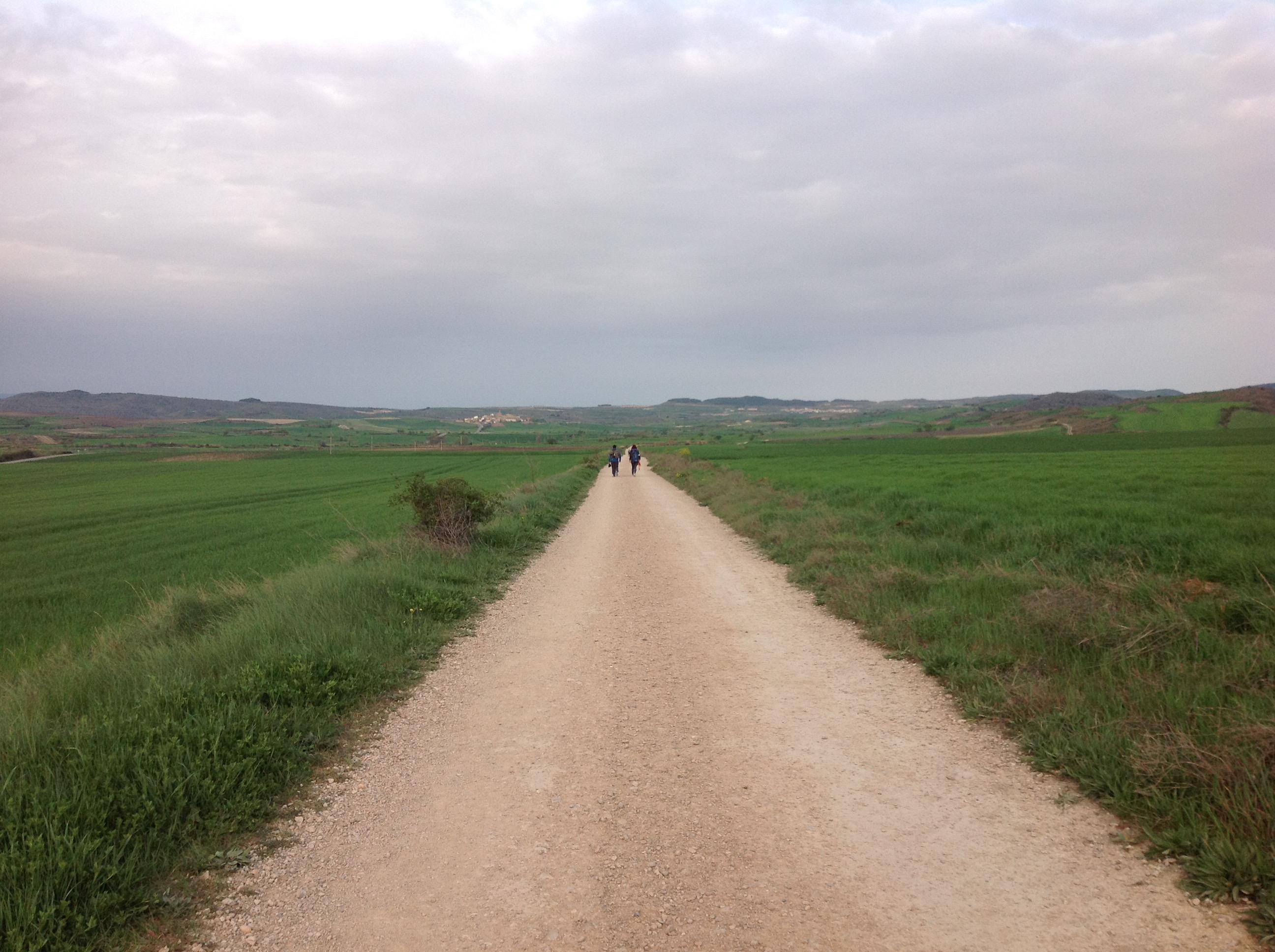Episode 031: Camino Tales with Steve & Sharon Canale