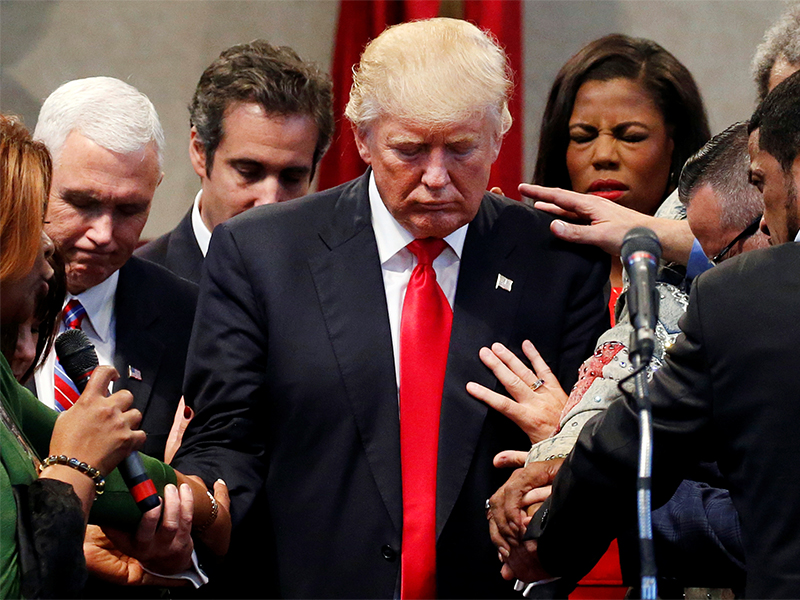 5 Reasons American Evangelicals Are Going To Vote For Trump Again