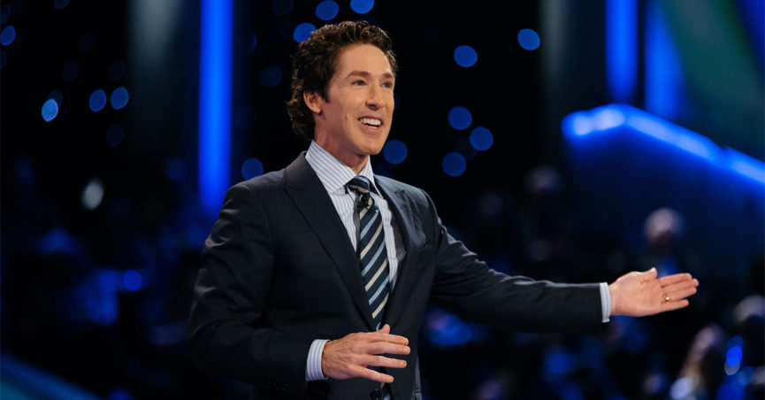 The Scapegoating of Joel Osteen